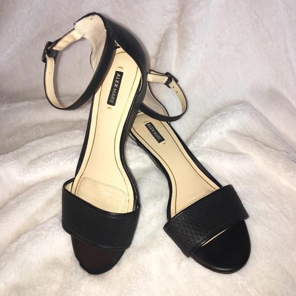 Alex Marie Shoes | Comfy Black Work